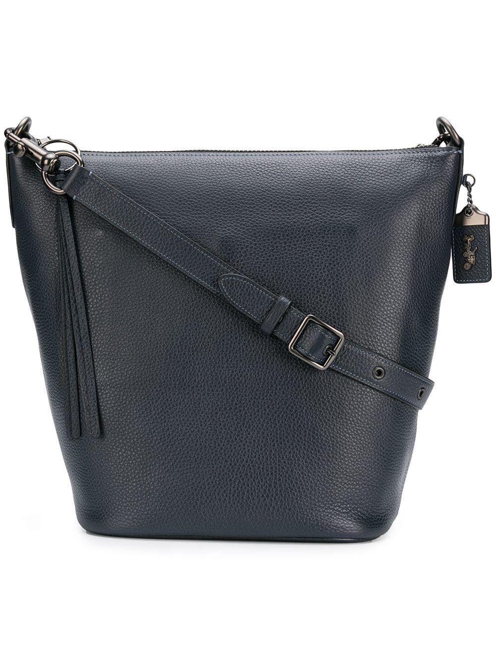 90fb20c6c Coach Duffle bag - Blue in 2019   Products   Coach duffle bag, Bags ...