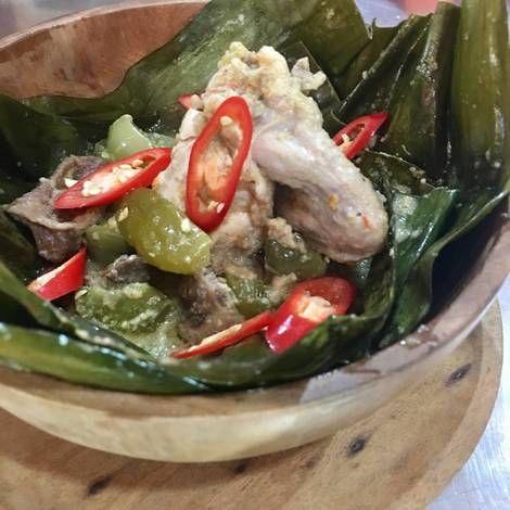 Resep Garang Asem Ayam Oleh Je Resep Resep Resep Ayam Masakan