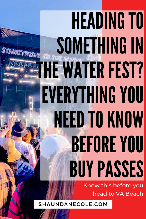 12 Something In The Water Festival Instagram Captions in ...