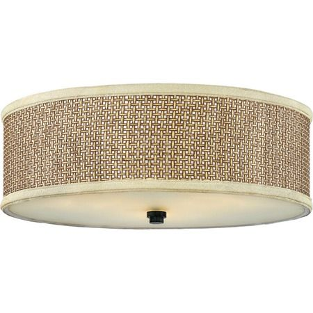 I pinned this Zen Flush Mount from the Quoizel event at Joss and Main!