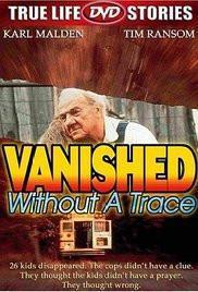 Vanished Without A Trace Lifetime Movie Dvd In 2020 Lifetime