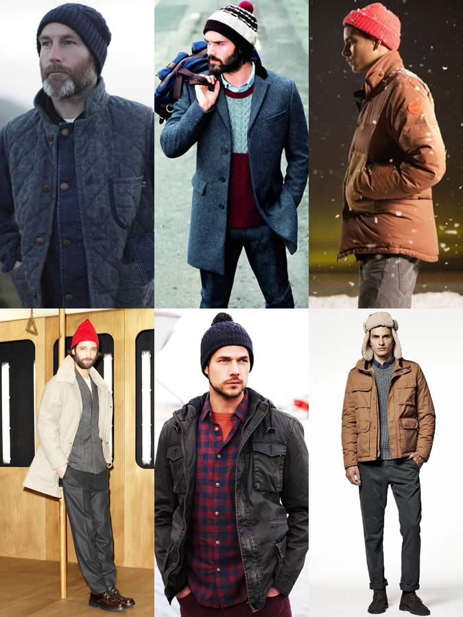 Dressing For The Snow - Practical Accessories   Headwear Lookbook  Inspiration ba3e7d04974