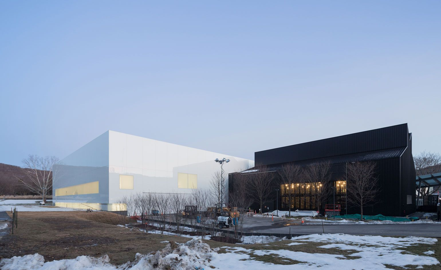 The Corning Museum Of Glass Gets A Translucent Addition Corning Museum Of Glass Glass Museum Architecture