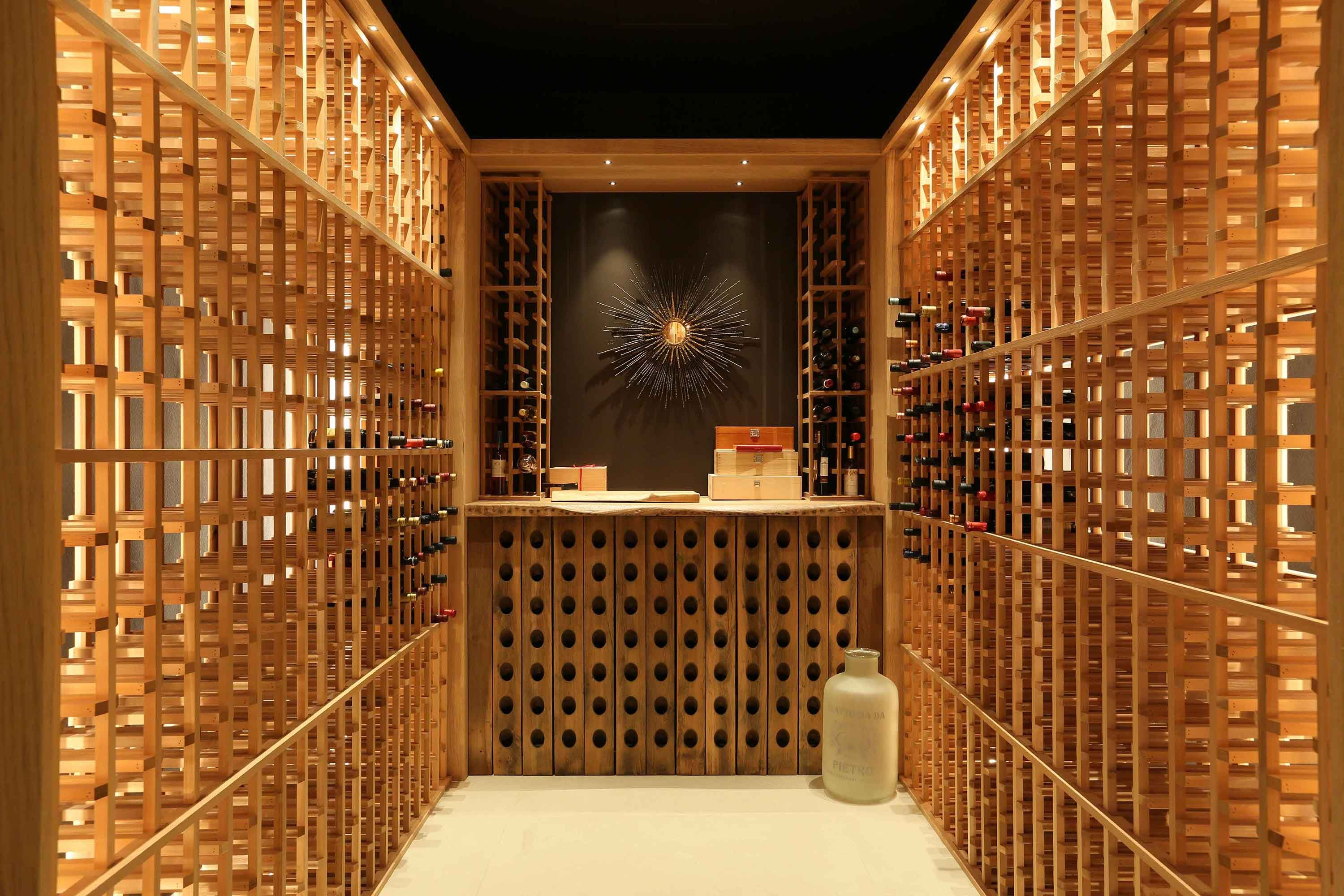 Wine Room Lighting John Cullen Lighting | Jonh Cullen ...