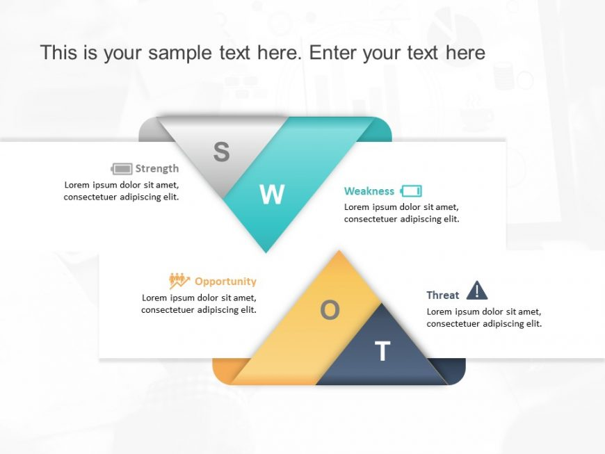 Free Triangle Text Box Powerpoint Template In 2020 Powerpoint Templates Powerpoint Powerpoint Template Free