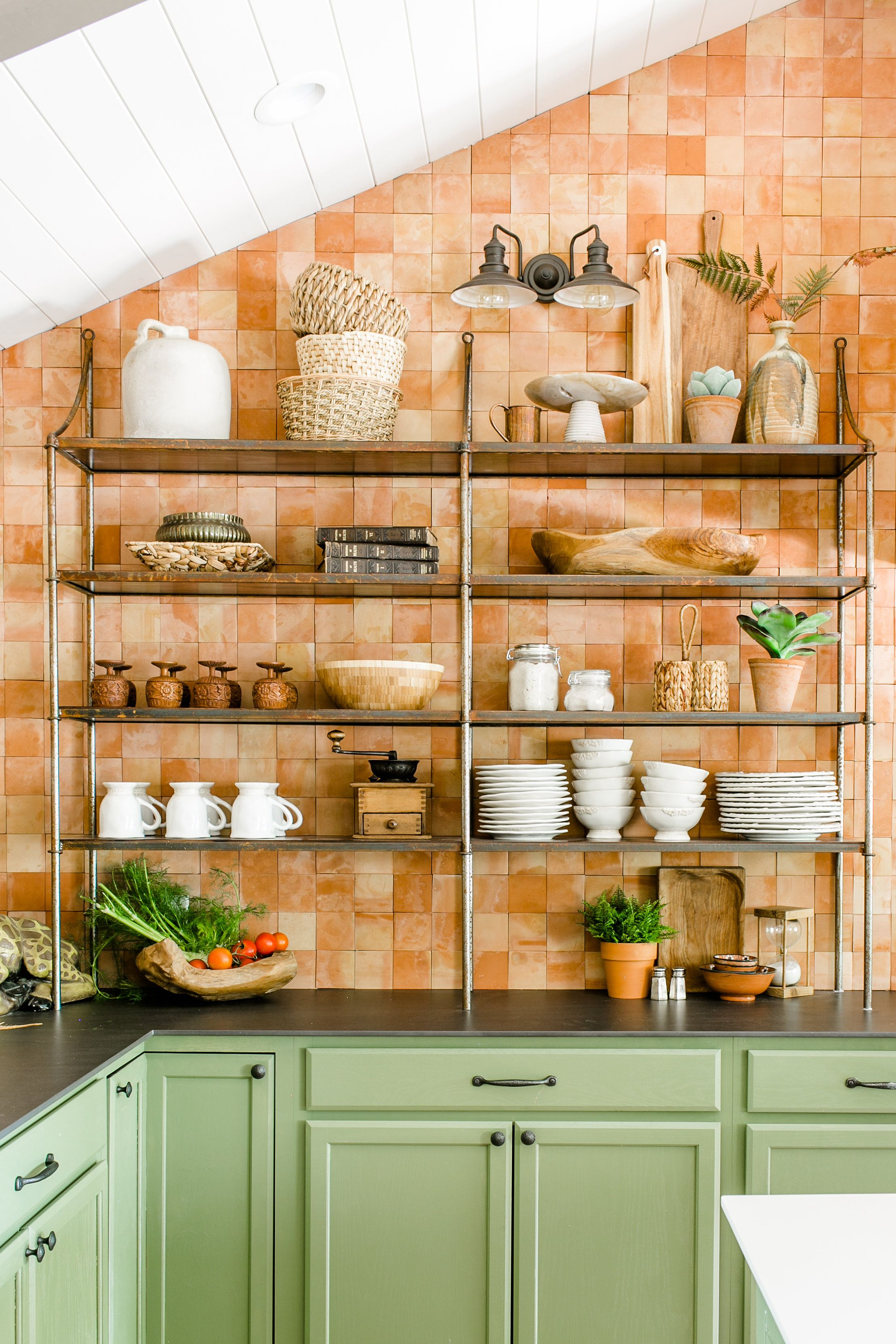 Country, Collected Kitchen By Claire Brody