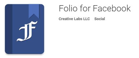 folio for facebook apk
