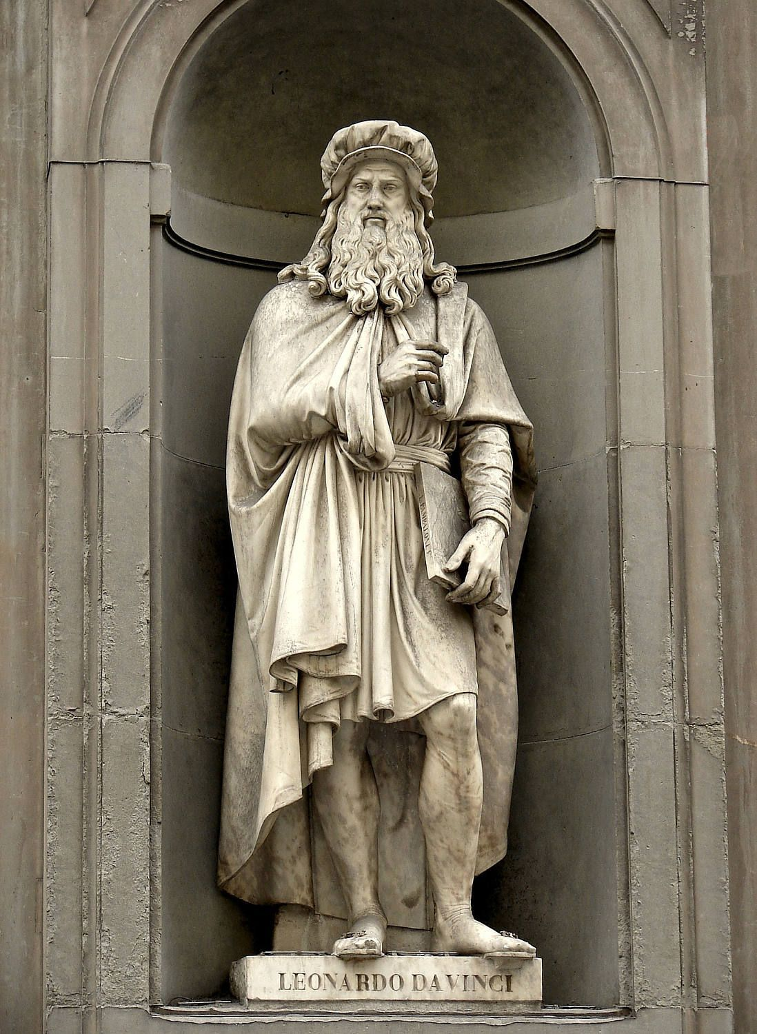 Leonardo Da Vinci Numerology Report By Numbersnhistory On Etsy Famous Artwork Statue Florence Italy