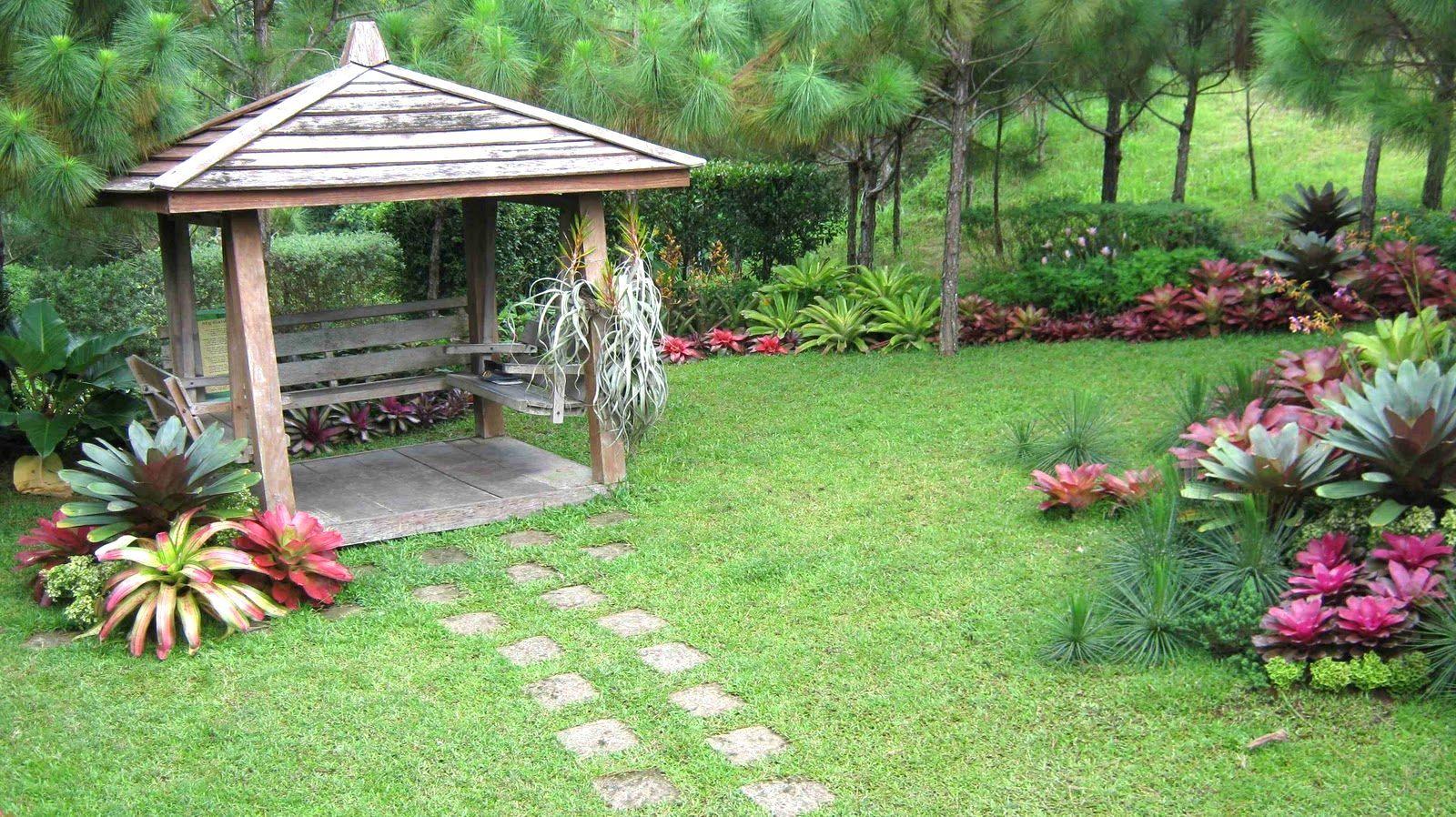Garden Landscape Design Philippines Modern Garden Design In The Philippines  PDF