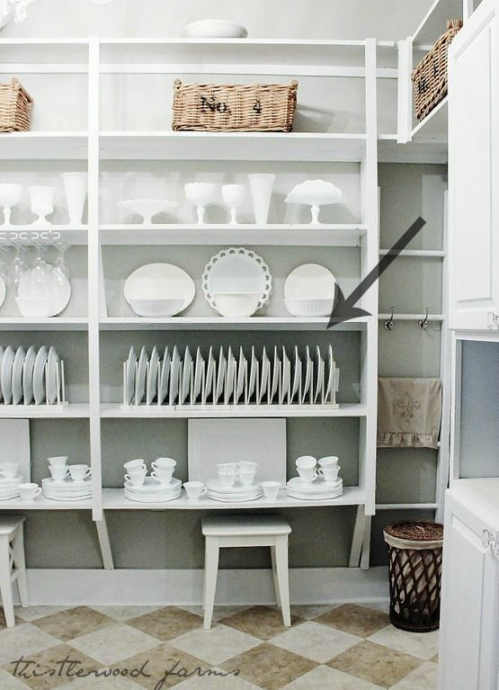 Easy To Make Diy Plate Display Rack Diy Projects