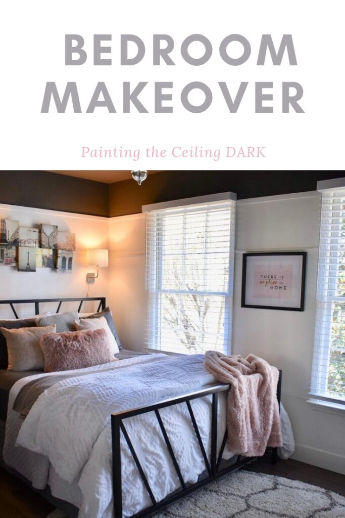 A Diy Bedroom Makeover It S Finally Finished In 2020 Bedroom Makeover Bedroom Diy Small Bedroom Makeover
