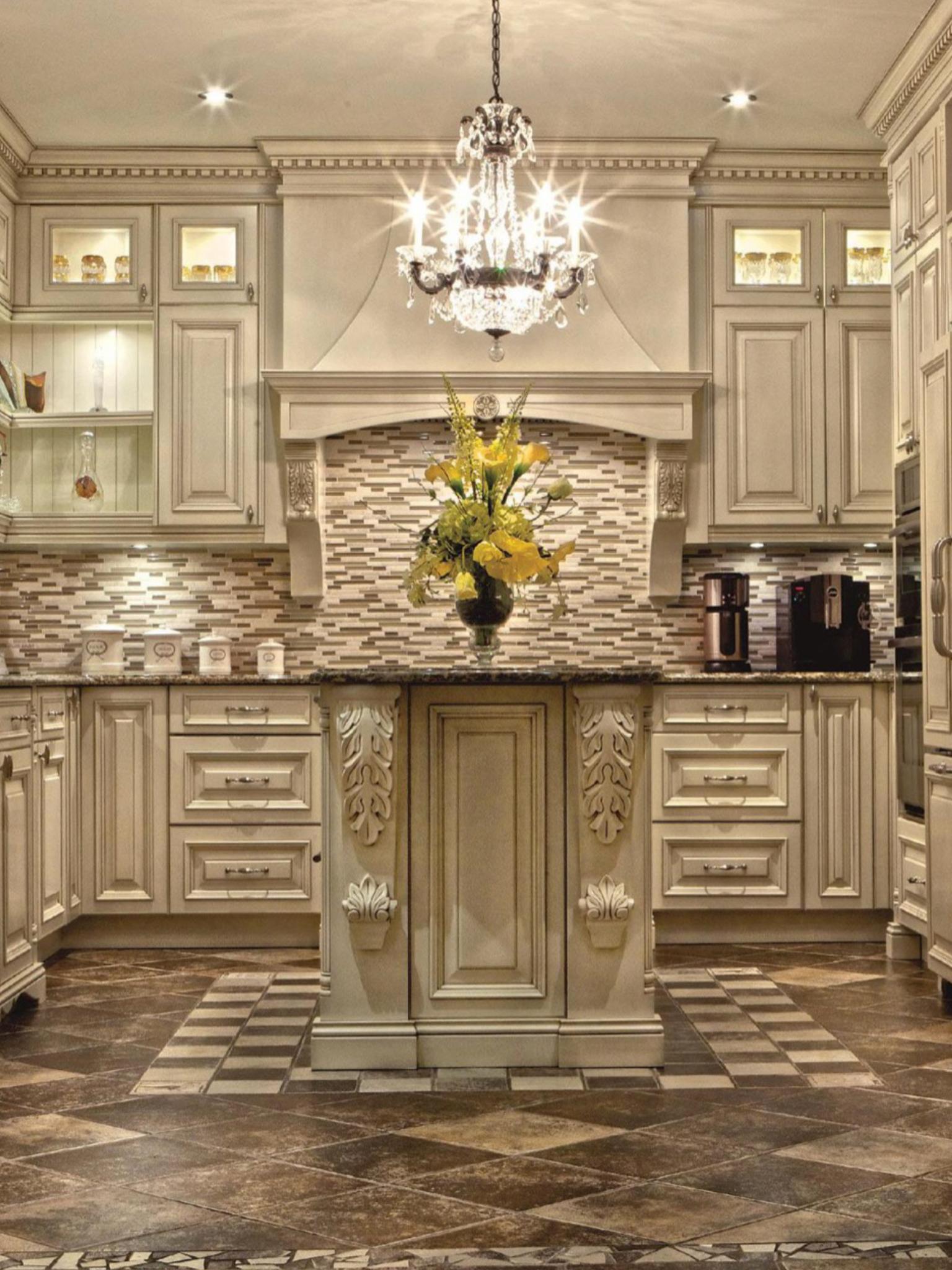 Kitchen In 2020 Tuscan Kitchen Elegant Kitchen Design Quality Kitchen Cabinets