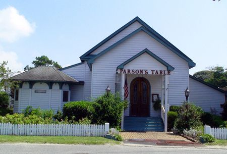 1800s Church Turned Renowned Restaurant Parson S Table Myrdreamvacation