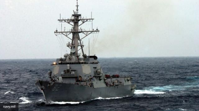 Великая стена из песка как повод к войне.  «Война» – такое слово прозвучало из уст командующего Военно-морскими силами (ВМС) Народно-освободительной армии Китая (НОАК) У Шэнли в разговоре со своим американским коллегой, недавно возглавившим штаб ВМС США, адмирал