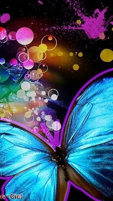 Wallpapers Butterfly For All Phone Types Free Hd