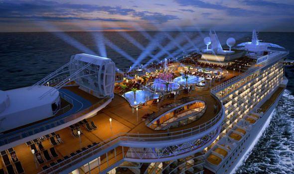 Norwegian Breakaway I LOVE To Cruise Like A Norwegian My - Norwegian breakaway cruise ship