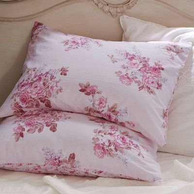 Queen Bouquet Comforter Set Pink Blush, Discontinued Target Shabby Chic Bedding