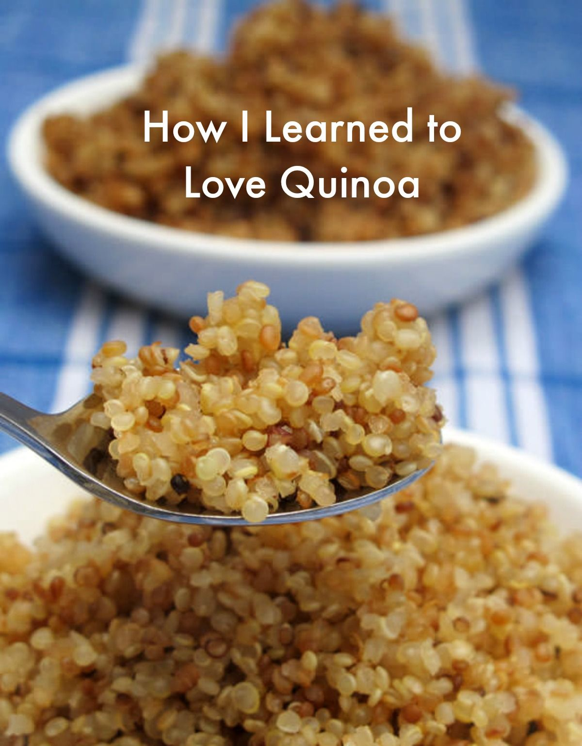 how to make the perfect quinoa