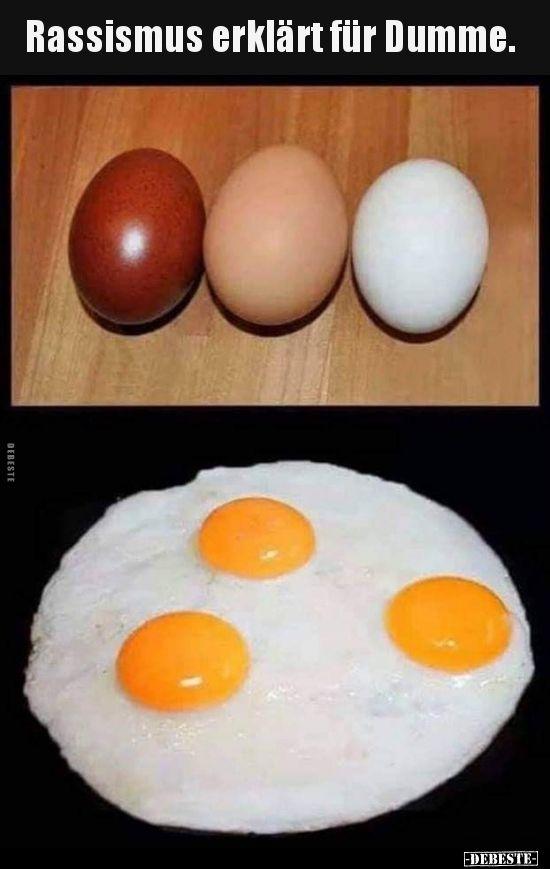 Photo of Rassismus erklärt für Dumme… | Lustige Bilder, Sprüche, Wi…