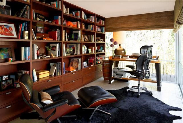 1000 images about mid century modern office on pinterest modern desk writing table and table desk century office