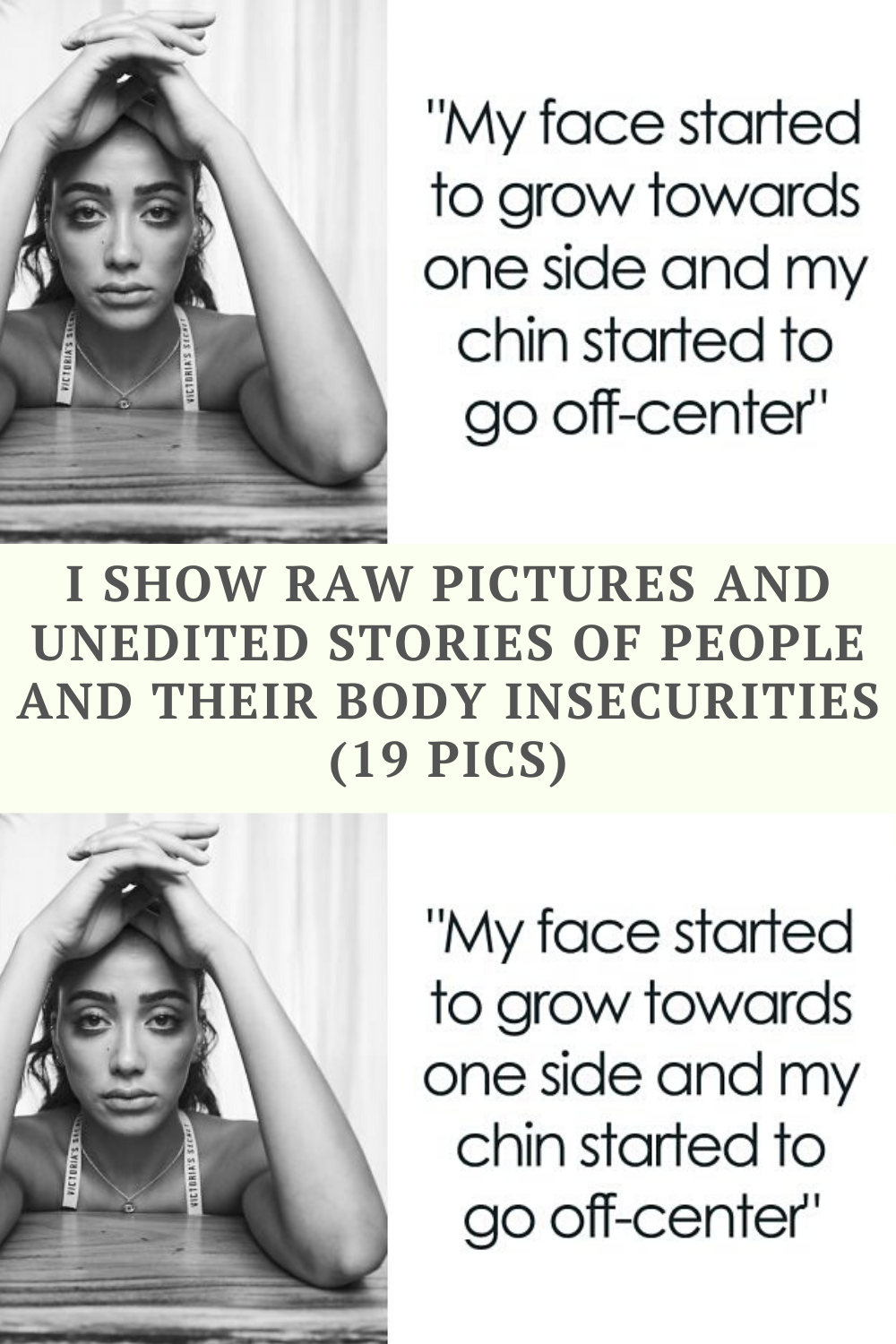 Unedited photos of people