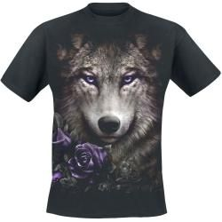 Photo of Spiral Wolf Roses T-Shirt Spiral Direct