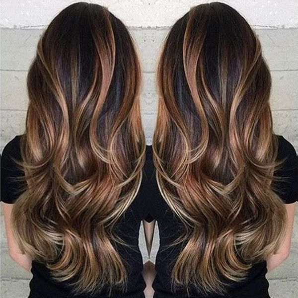 5 Hair Color Trends You Should Not Miss for This Autumn - | Dark ...