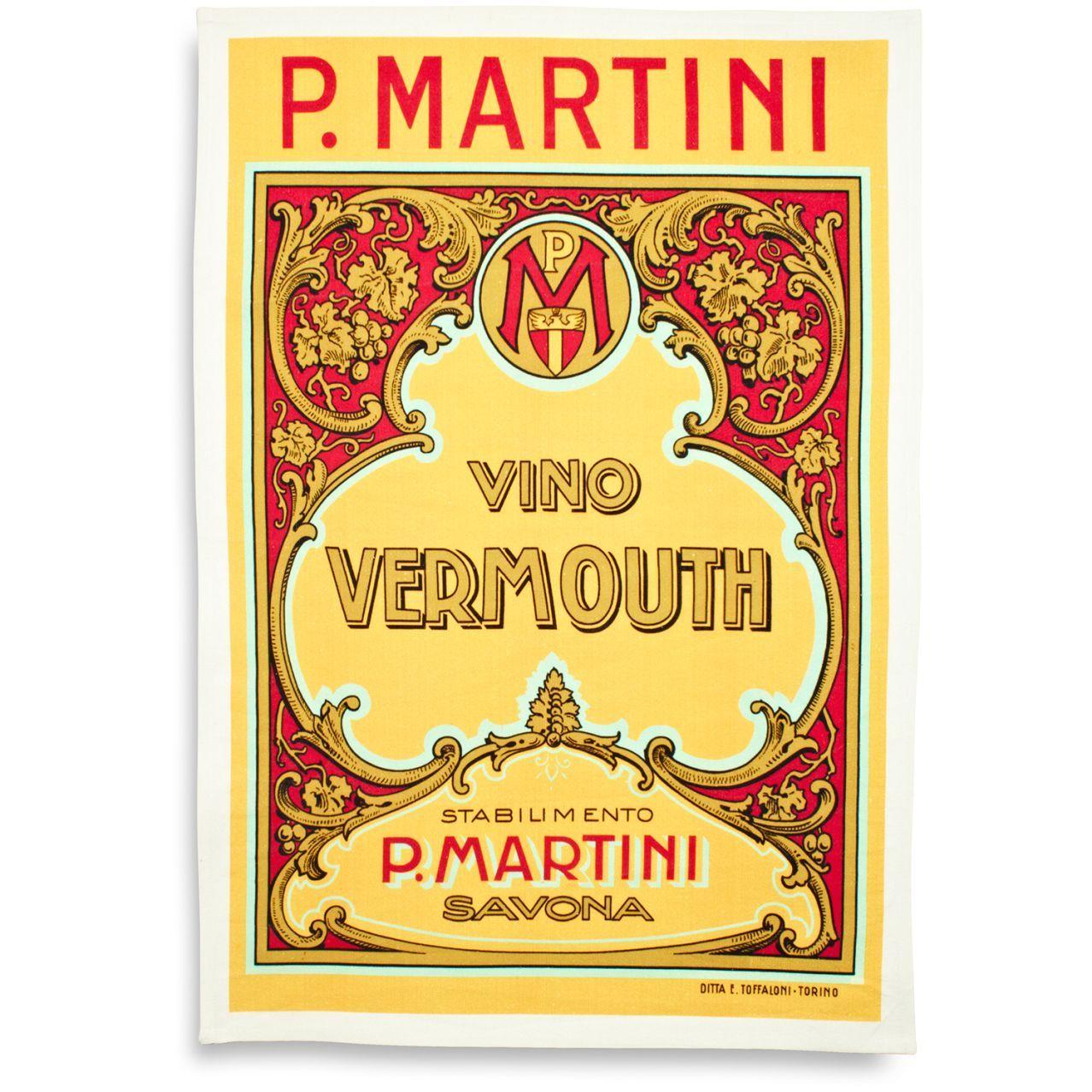 Martini Kitchen Towel | Sur La Table