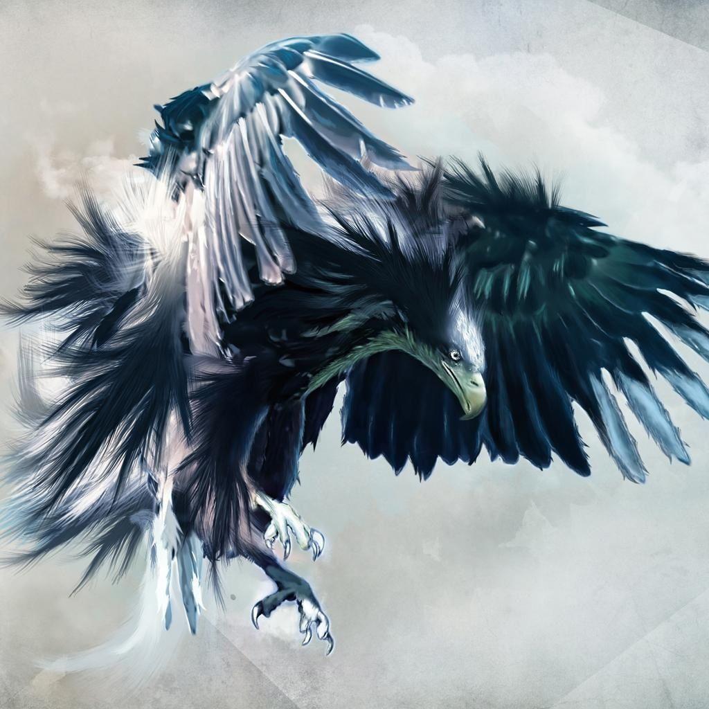 Amazing Eagle Art