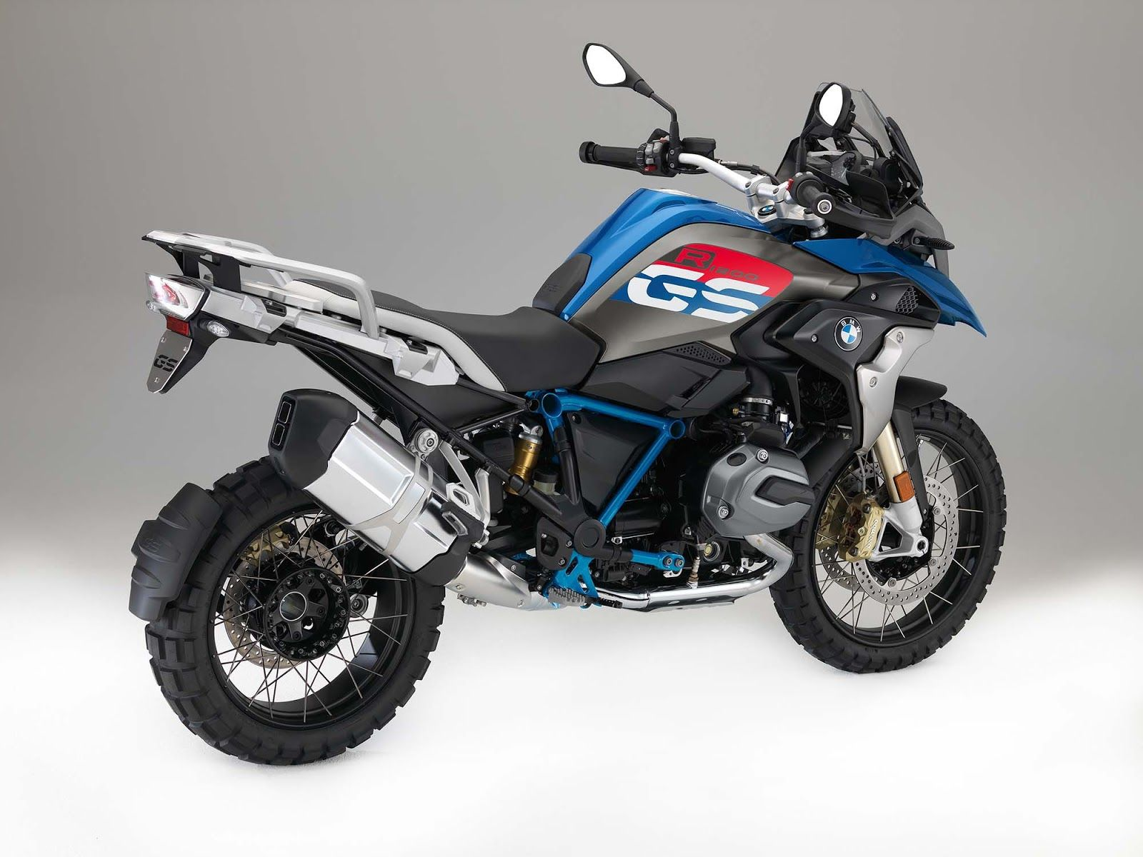 2017 BMW R1200GS Rallye Edition Photos