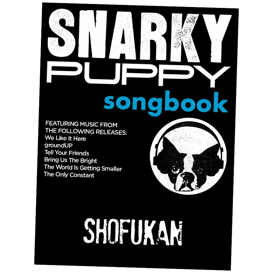 Shofukan snarky puppy songbook ebook snarky puppy pinterest shofukan snarky puppy songbook ebook fandeluxe Gallery