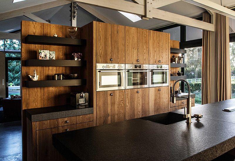 Keukens of u nu houdt van een landelijke en romantische of juist een moderne en strakke keuken - De moderne keukens ...