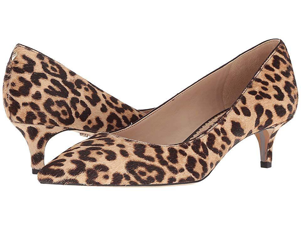 5a1ba4ad320 Sam Edelman Dori Women's Shoes Sand Jungle Leopard Brahma Hair in ...