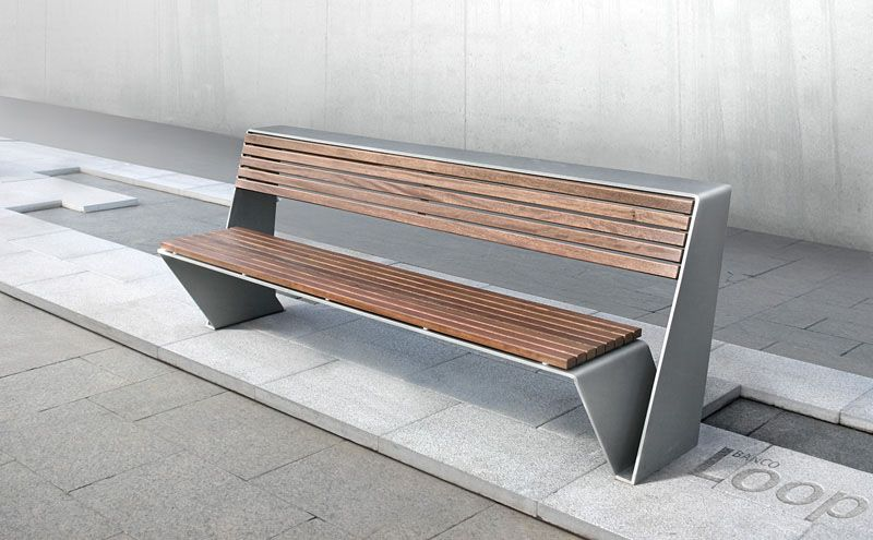 Urban Benches Home Decoration