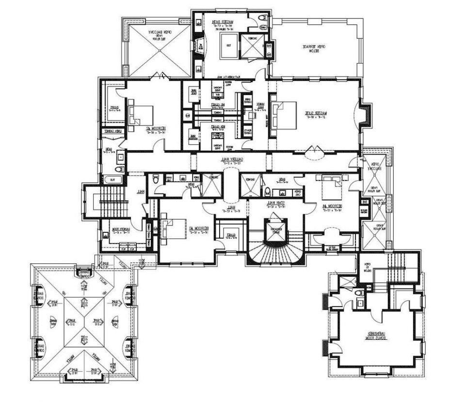 Ranch house plan with basement tags contemporary plans small sq ft bedroom also stylish ideas rh pinterest