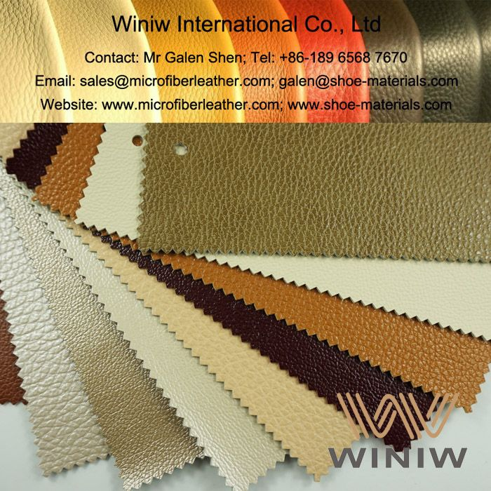 High Quality Faux Leather Upholstery Leather Fabric For Chairs