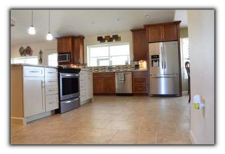 Sun City West Kitchen Remodel 3 Tru Builders Along With The
