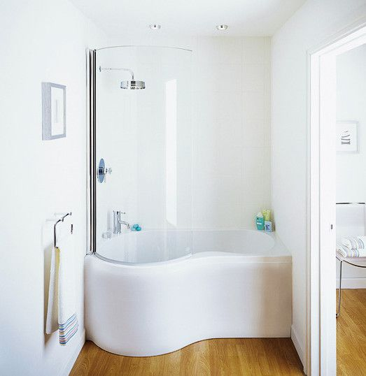 corner bathtub shower combo small bathroom | Bathroom ...