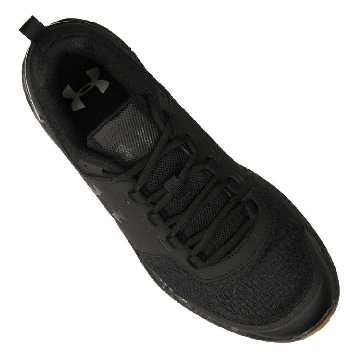 Buty Treningowe Under Armour Commit Tr Ex M 3020789 007 Czarne Training Shoes Sport Shoes Design Under Armor