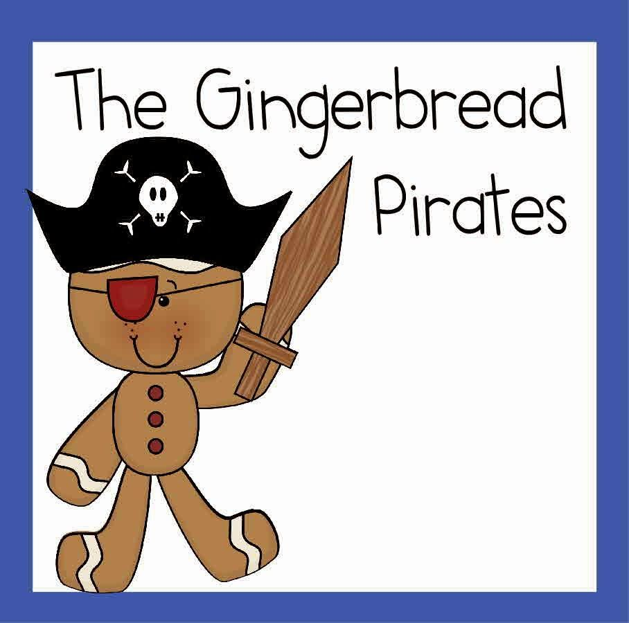 The Gingerbread Pirates Worksheets for Kids - free printable ...