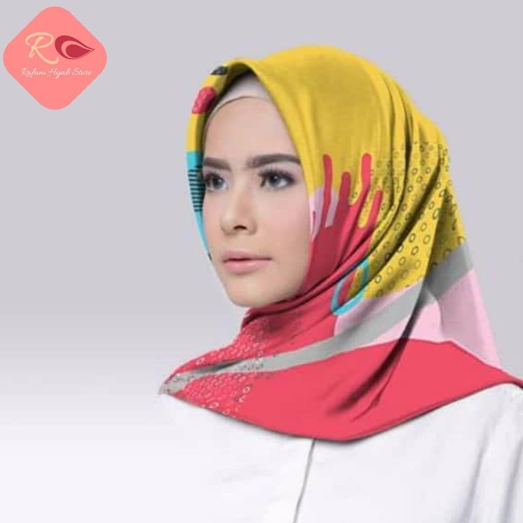 Muslim Shop Hijab Voal Premium Motif Geometri 03 Rp 210 000 Spesifikasi Hijab Segi Empat Bahan Voal Voile Crep Instagram Posts Instagram Fashion