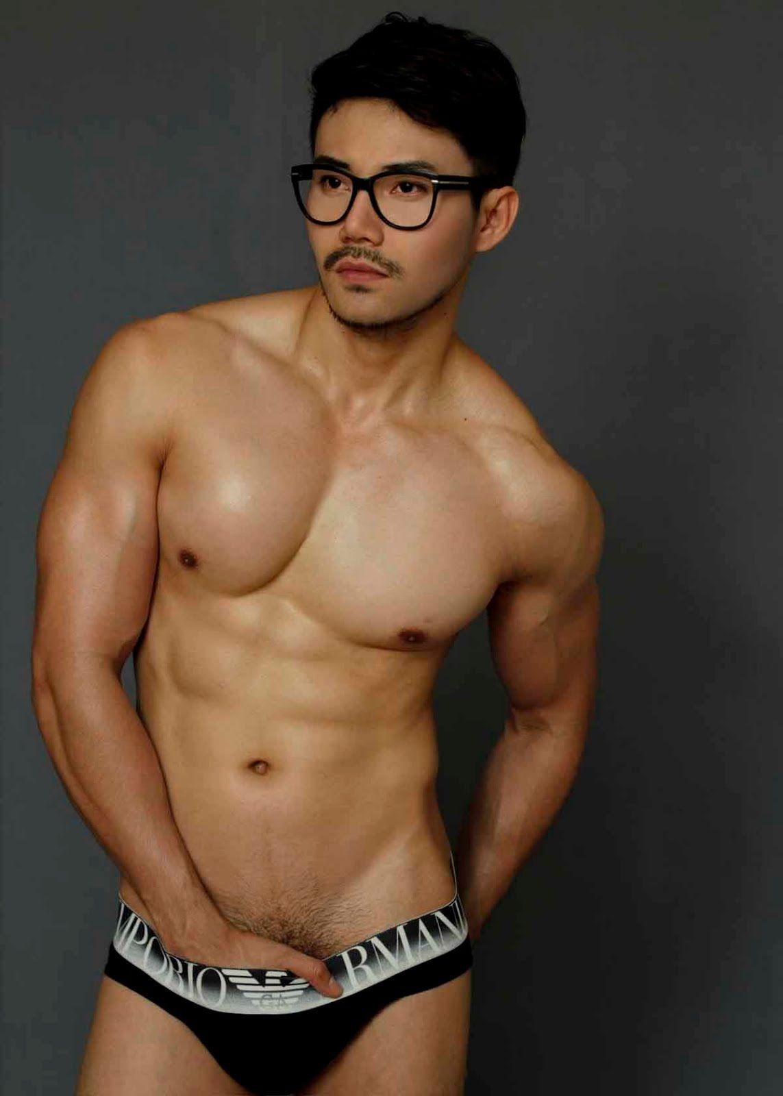 Asian american men nude — img 2