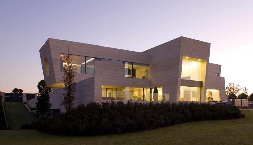 Arquitectura En Espana Casa En Somosaguas Madrid De A Cero Luxury House Designs Luxury Homes Exterior Architecture