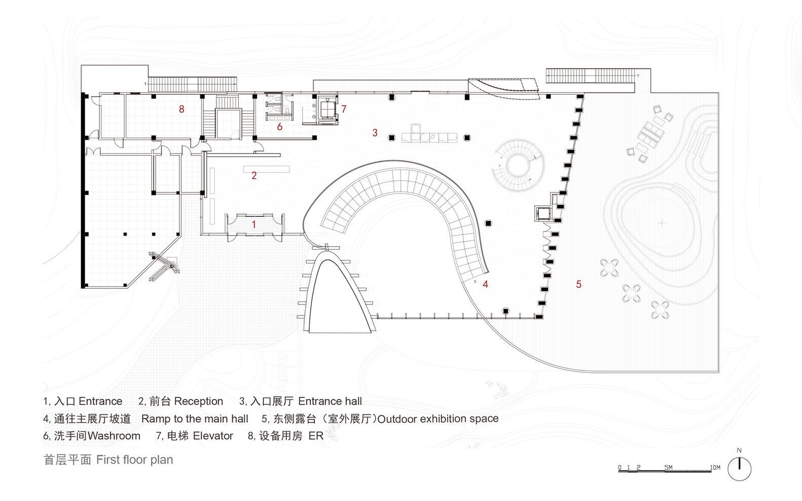 Gallery of Hilltop Gallery / dEEP Architects 31 Floor