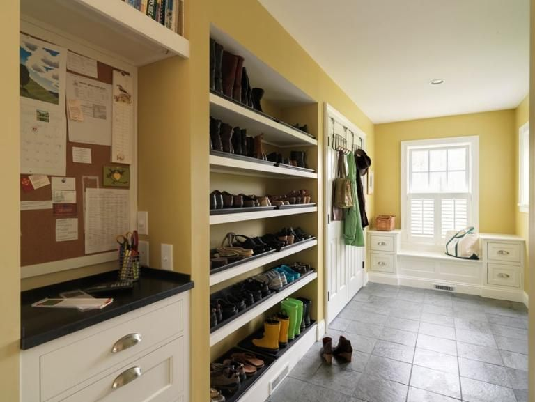Mudroom Makeover Ideas That Will Knock Your Boots Off Mudroom