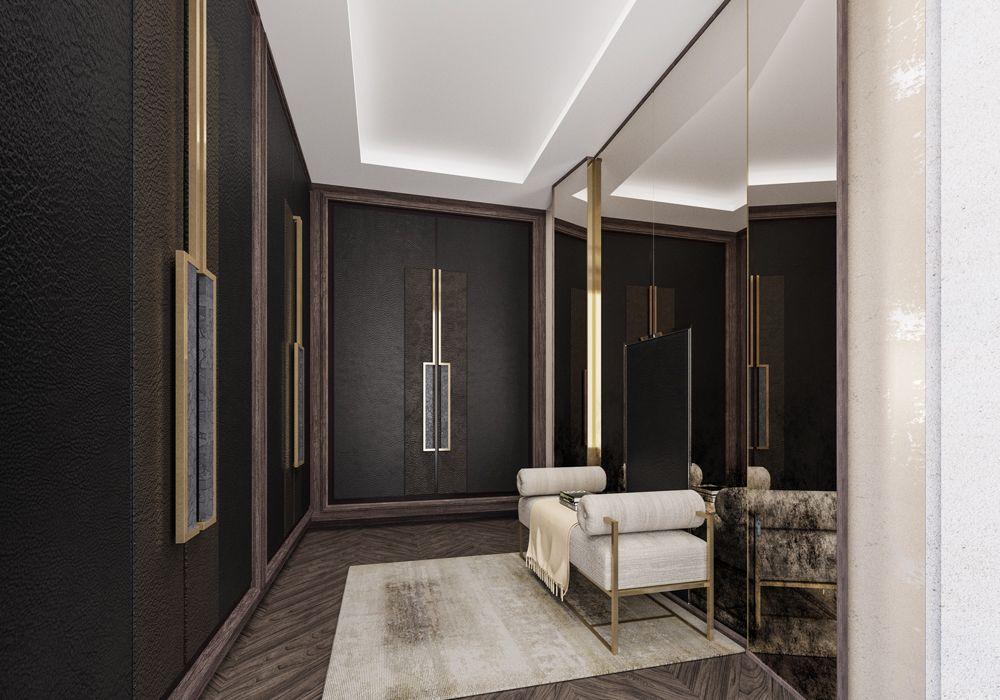 Hotel Wardrobe Design