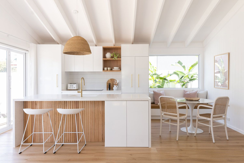 My Kitchen + dining reno