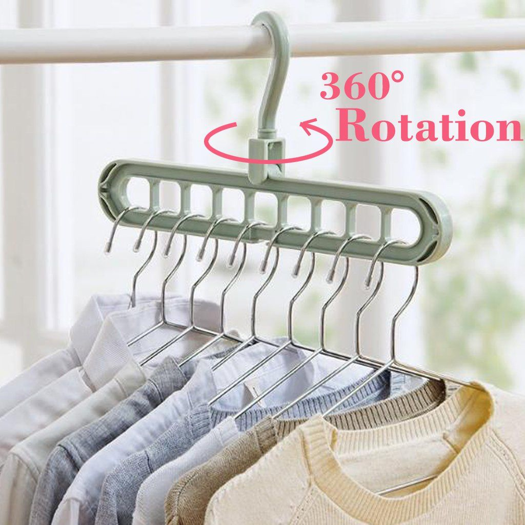 Clothes Pants Hangers Space Saving Pants Closet Organizer Folding