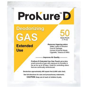 Prokure D Extended Use Deodorizer 4 000 Cu Ft 50 G Odor Remover Deodorant Indoor Garden