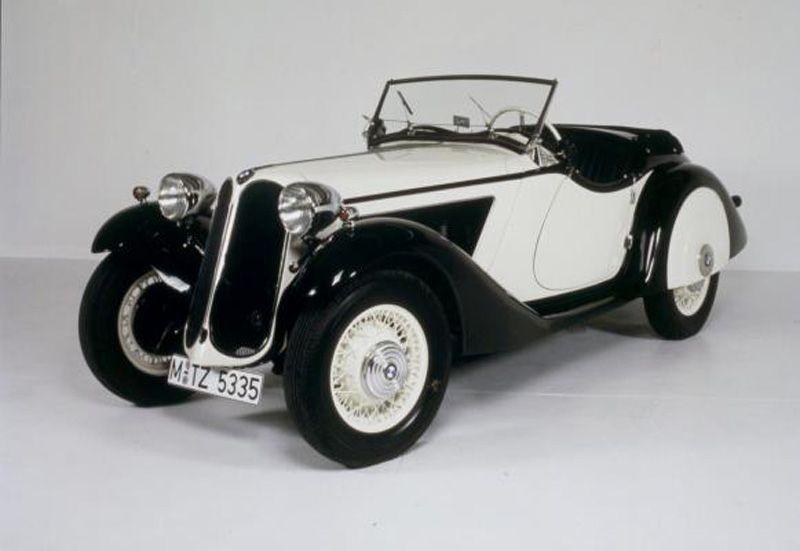 1935-1936 BMW 315 Q1 Roadster | Automóvil europeo | Pinterest | BMW